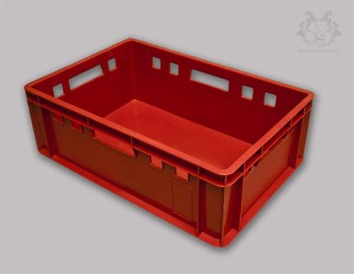 Super Pojemnik na mięso E2, EURO 2 wym. 600 x 400 x 200 - Pojemniki na MK26